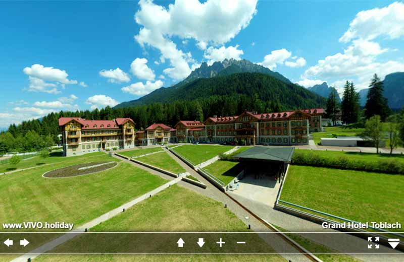 Your Holiday in Dobbiaco / Toblach   Italy - Dolomites