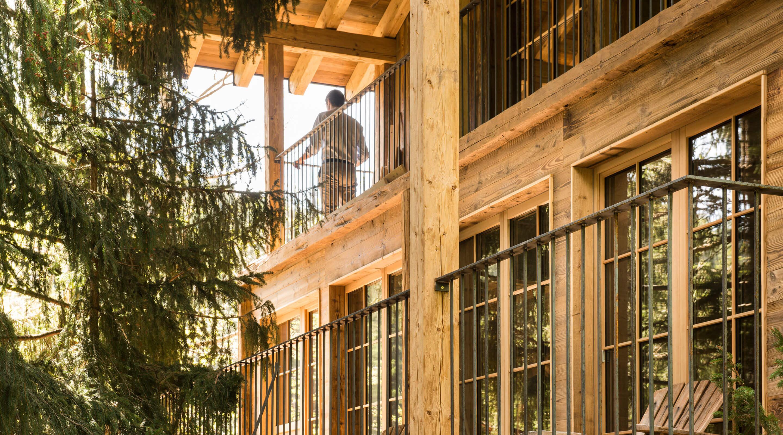 San Luis Treehouses, Italy
