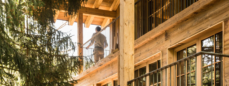 Gli alloggi - Chalet di lusso & case sull\'albero in Alto ...