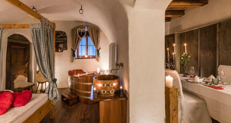 Hotel romantico in Val Venosta in Alto Adige - Il Mio Matillhof