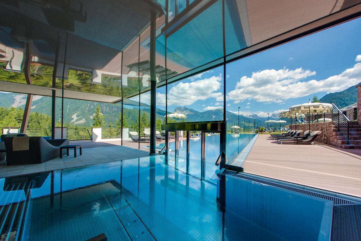 Hotel albion vivodolomiti for Boutique hotel ortisei