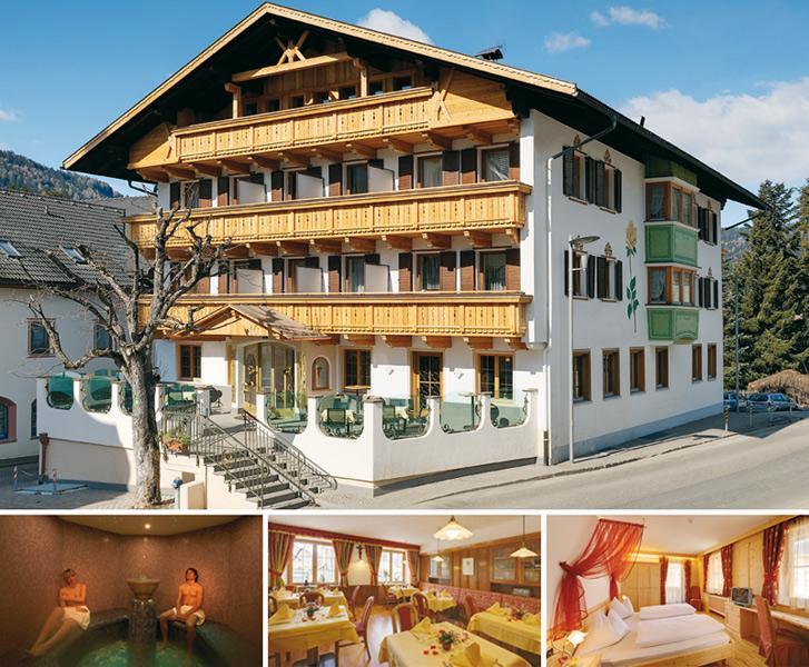 Hotel goldene rose for Primo hotel in cabina