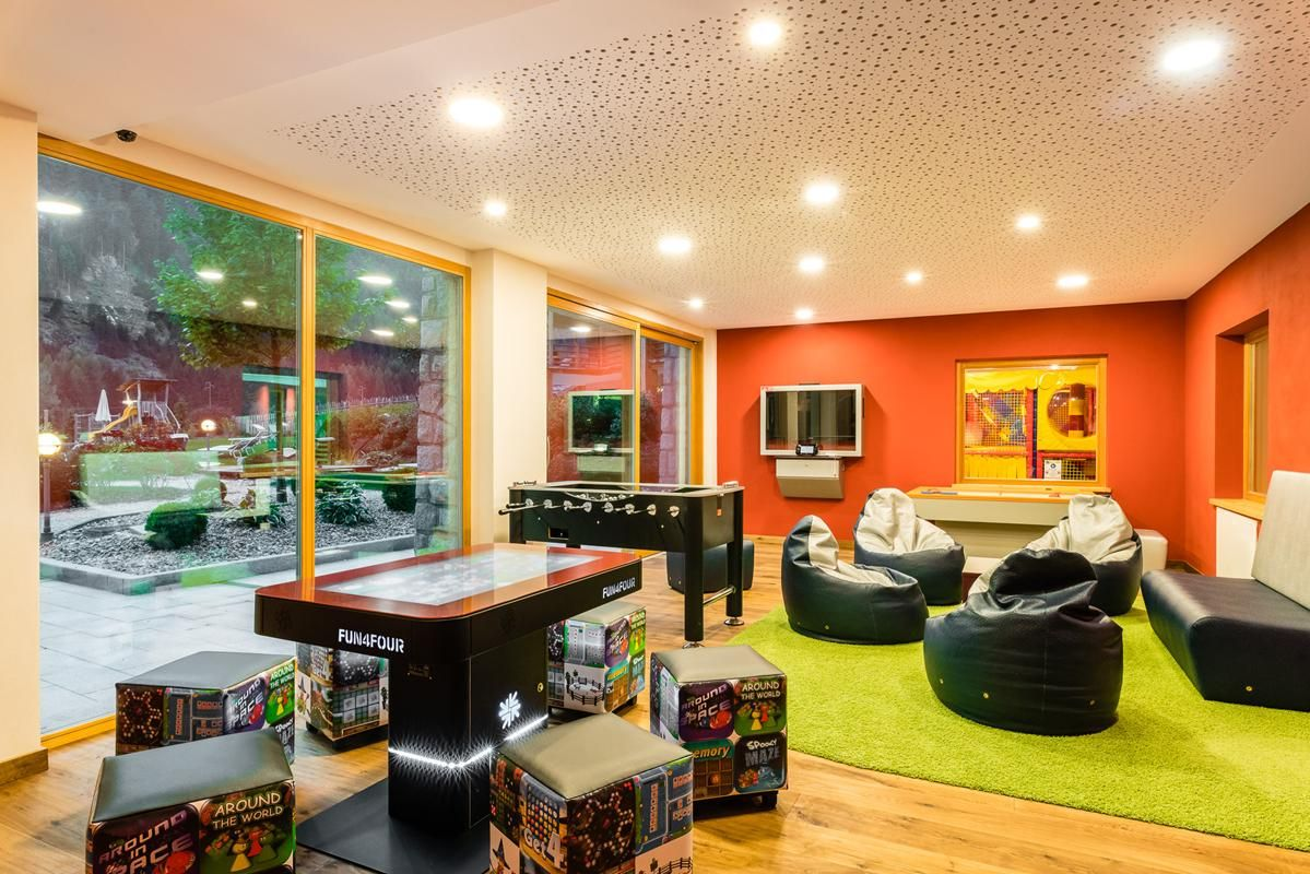 Sala Giochi Per Bambini : Alpin hotel masl a rio di pusteria vivovalpusteria