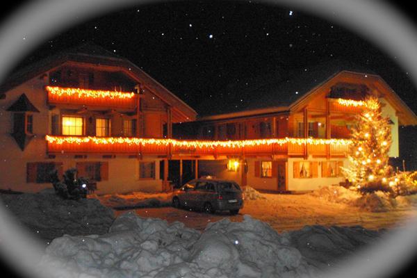 Appartements Villa Ossi