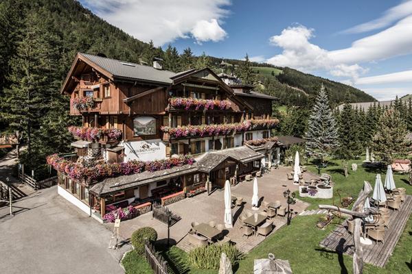 Aqua Bad Cortina – bioHotel thermalbaths