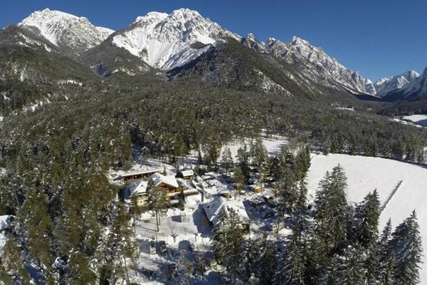 Camping Al Plan - Dolomites