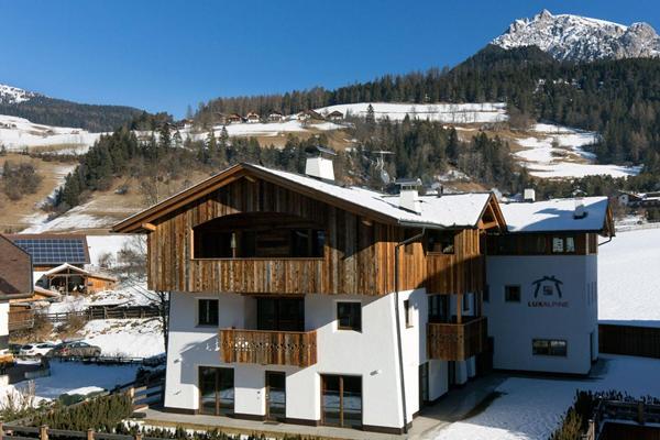 Mountain Lodge Luxalpine