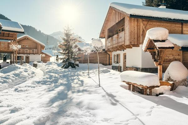 Pradel Dolomites mountain retreat lodges