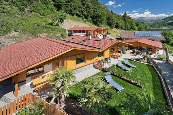Innerluferhof Chalet Resort