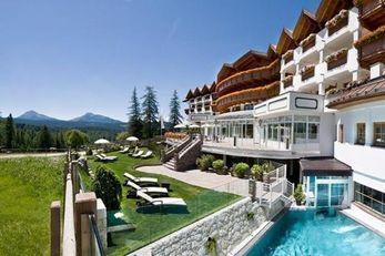 Die Wanderhotels Der Dolomiten Die Schonsten Auf Einem Blick