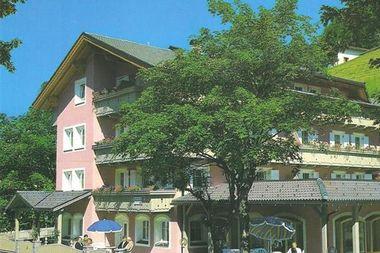 Hotel Villa Monika Toblach