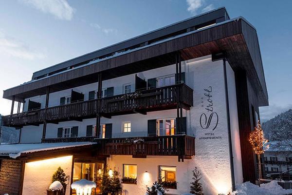 Hotel & App. Strobl