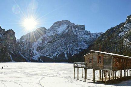 Capodanno in montagna al Lago di Braies