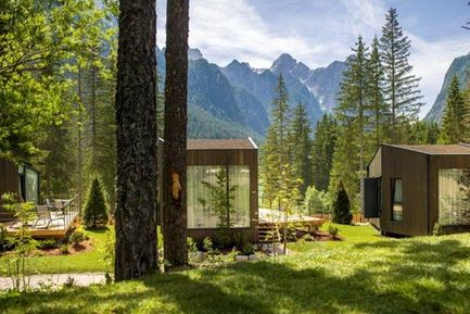 Chalet in Alta Pusteria, Tre Cime – prenota lodge unici