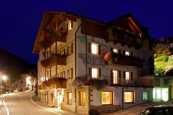 Hotel Ristorante Pardeller