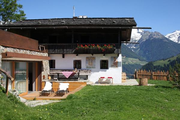 Mountain Chalet Obertreyen