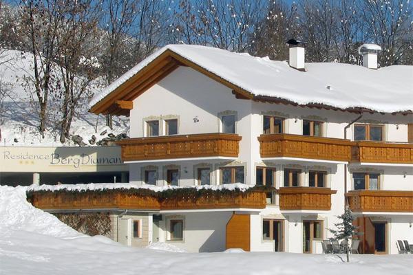 Appartamenti Bergdiamant